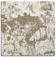 rug #1072202 | square beige graphic rug