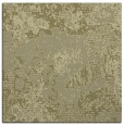 rug #1072230 | square light-green graphic rug