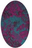 rug #1072343   oval graphic rug