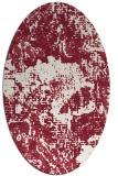 rug #1072482   oval graphic rug