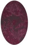 rug #1072495   oval abstract rug