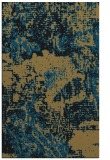 rug #1072654 |  mid-brown graphic rug