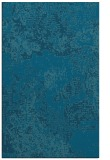 rug #1072678 |  blue-green abstract rug