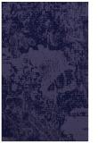 rug #1072714    blue-violet abstract rug