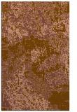 rug #1072774 |  brown abstract rug