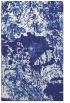 rug #1072922 |  blue abstract rug