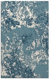 rug #1072934 |  blue-green graphic rug
