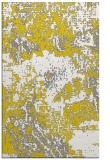 rug #1072950 |  yellow graphic rug