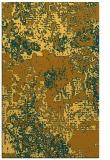 rug #1072954 |  yellow graphic rug