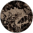 rug #1073006 | round abstract rug