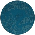 rug #1073048 | round abstract rug