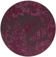 rug #1073231 | round abstract rug