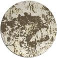 rug #1073317 | round graphic rug