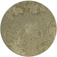 rug #1073334 | round light-green abstract rug