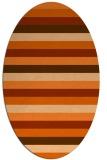 rug #107437 | oval popular rug