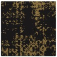 rug #1077438 | square brown graphic rug