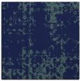 rug #1077450 | square blue-green popular rug