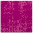 rug #1077630 | square pink graphic rug