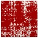 rug #1077662 | square red traditional rug