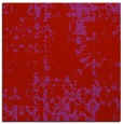 rug #1077674 | square red traditional rug