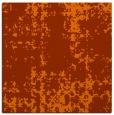 rug #1077678 | square red-orange traditional rug