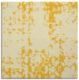 rug #1077726 | square yellow graphic rug
