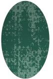 rug #1077834 | oval traditional rug