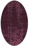 rug #1077953 | oval traditional rug