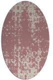 rug #1078134 | oval traditional rug