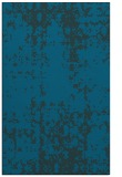 rug #1078214 |  blue-green graphic rug