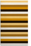 rug #107825 |  brown retro rug