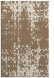 rug #1078302 |  mid-brown traditional rug