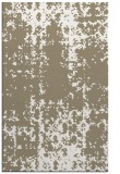 rug #1078306 |  mid-brown graphic rug