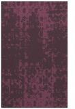 rug #1078382 |  purple traditional rug