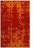 rug #1078402 |  orange faded rug
