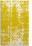 rug #1078470 |  yellow graphic rug