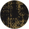 rug #1078542 | round brown faded rug