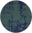 rug #1078555 | round faded rug