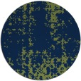 rug #1078558 | round faded rug