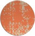 rug #1078726   round beige traditional rug