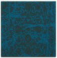rug #1079318 | square blue faded rug