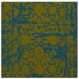 rug #1079330 | square blue-green rug