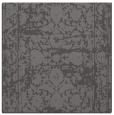 rug #1079402 | square brown faded rug