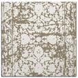 rug #1079410 | square mid-brown rug