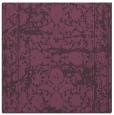 rug #1079486 | square purple faded rug