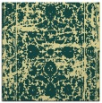 rug #1079582 | square yellow traditional rug