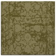 rug #1079598 | square light-green faded rug