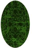 rug #1079680 | oval damask rug