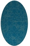 rug #1079693 | oval traditional rug
