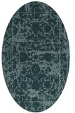 rug #1079696 | oval traditional rug